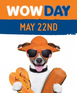 Wow Day May 22nd